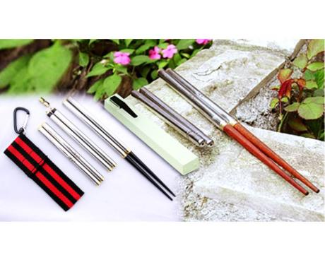 Folding Portable Chopsticks